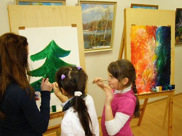 Kunstiosakonda sisseastunud laste pühitsemine 2011 - PB170419.JPG
