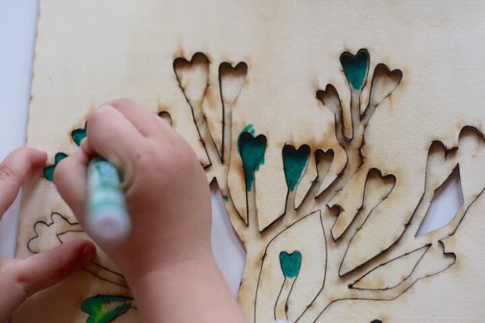 Wooden presents Montessori, handmade presents, hand made gifts children ,  handmade Montessori