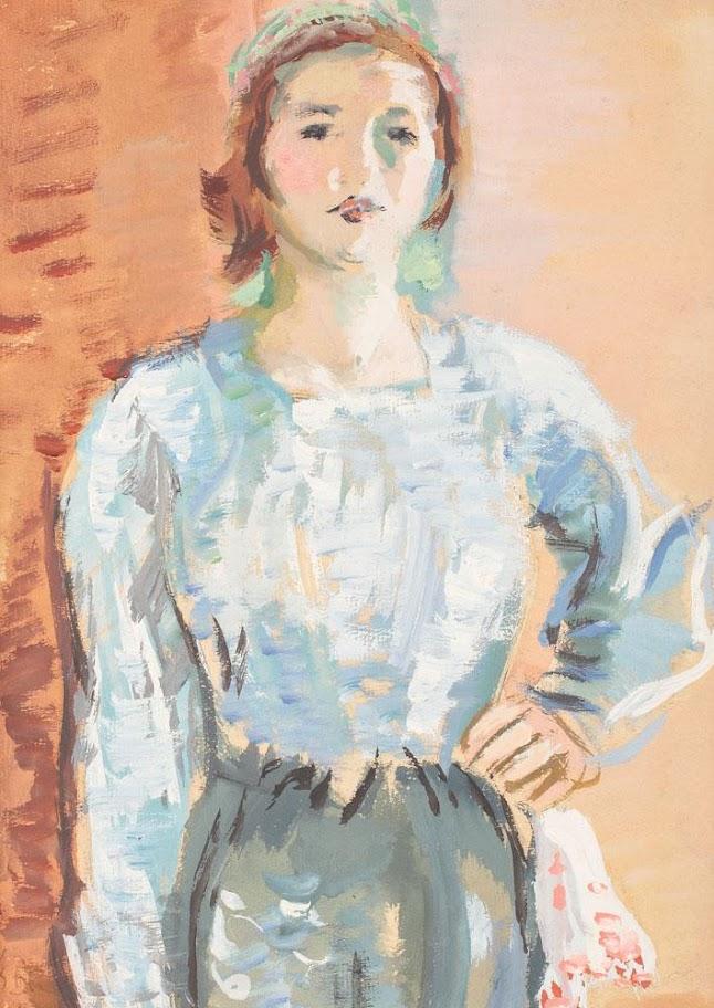 Iosif Iser - Bluza albă