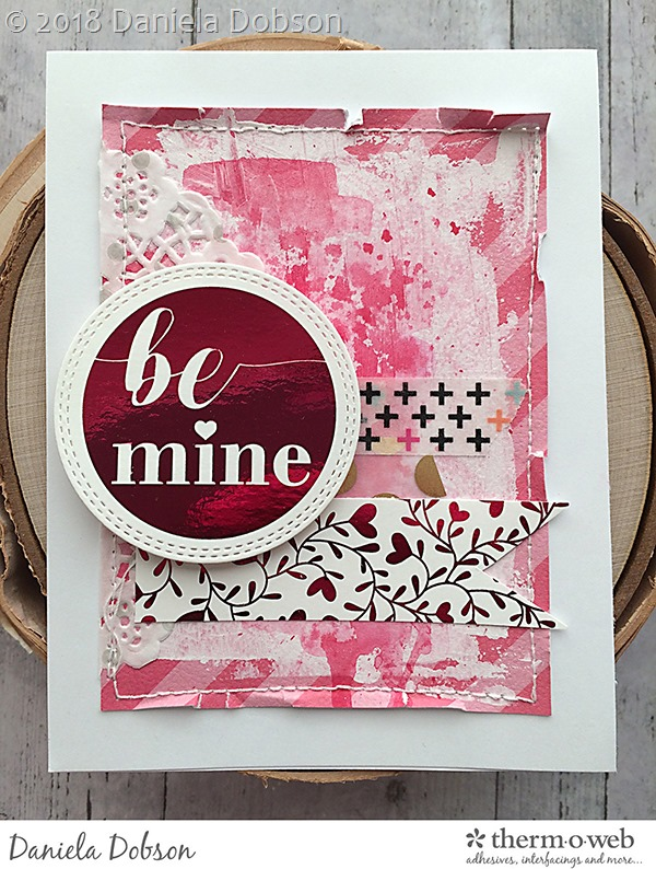 Be mine by Daniela Dobson