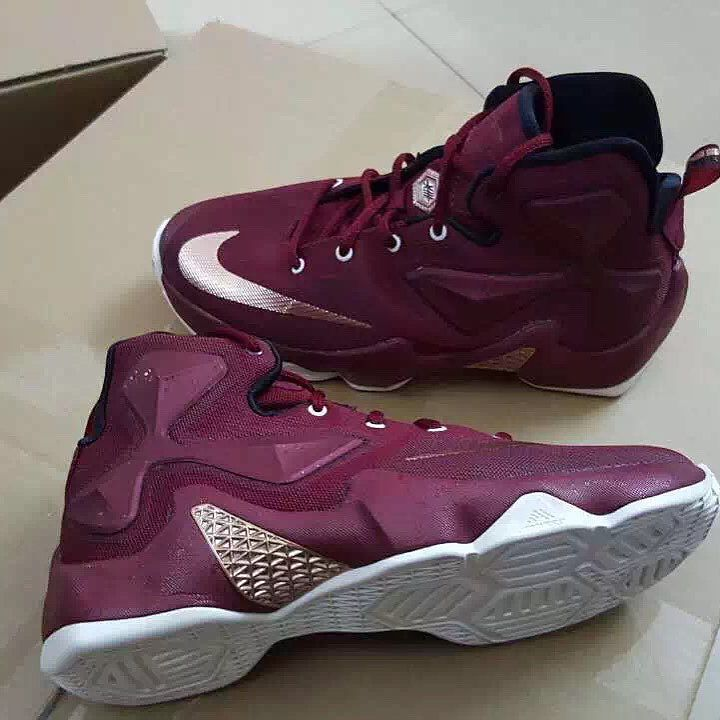 ... 3 New LeBron 13s Including BHM Leaked in Kids Sizes 9c35c8b8fe46