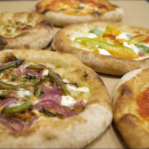 Pizza gourmet a milano da garage pizza co ricetta ed for Le garage a pizza