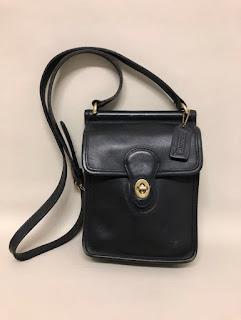 Coach Classic Camera Bag