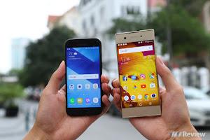 Đánh giá Samsung Galaxy A3 2017: cắt giảm quá tay