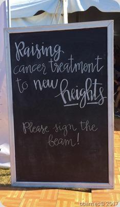 Cancer center celebration 2 07192017