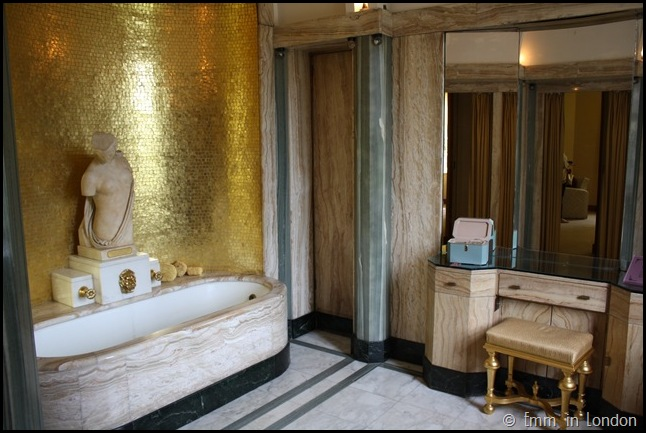 Eltham Palace - Virginia's Bathroom