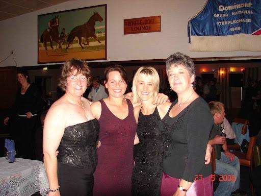 Hunt Ball (Anne, Jo, Leanne, Mel)