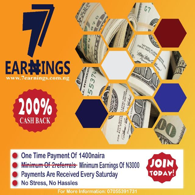How to earn money online with your mobile phone » 7earnings.com.ng