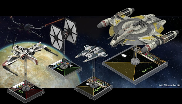 Wave 9 X-Wing