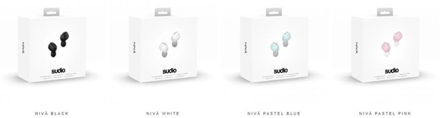 REVIEW AND DISCOUNT CODE - SUDIO NIVA, FUN SOUNDING TRUE WIRELESS EARPHONES BY SUDIO SWEDEN (2)