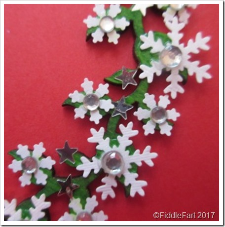 snowflake wreath 8