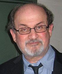 Salman Rushdie Portrait