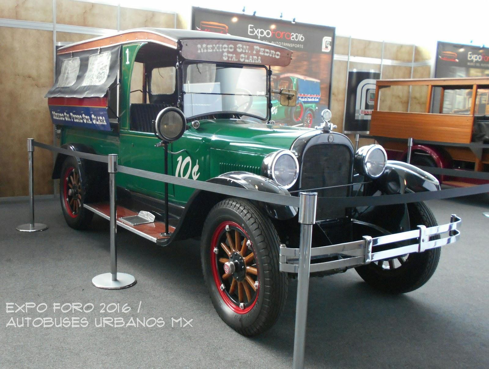 1600 Sf To Sm Autobuses Urbanos Ciudad De M 233 Xico 1923 Autob 250 S Ford