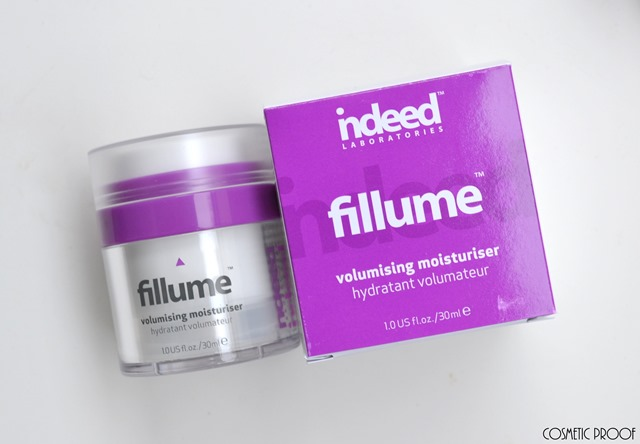Indeed Labs Fillume Volumizing Moisturizer Review