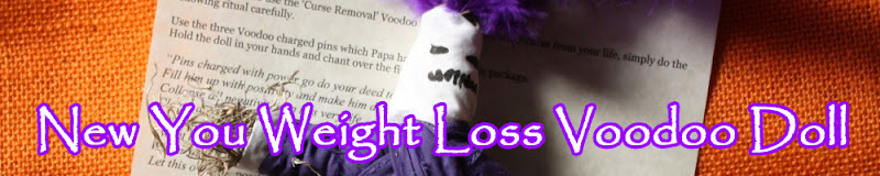 New Me Weight Loss Voodoo Doll