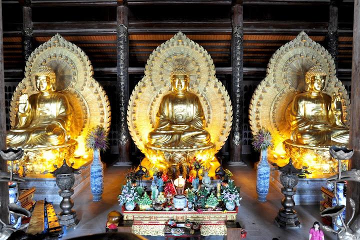 Nhận biết Chư Phật và Bồ Tát qua hình dáng tượng thờ