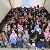 Kunjungan Emailkomp UNS ke Himakom UGM