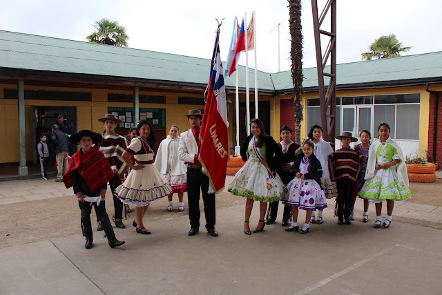 Fiestas Patrias 2015