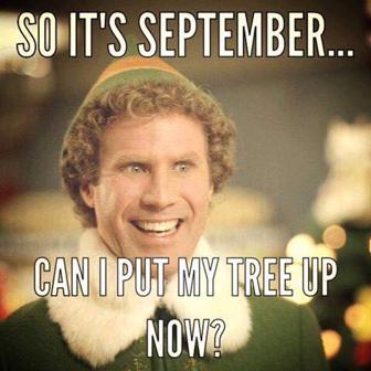 How Many Days Until Christmas Meme.Reindl Progression 2017