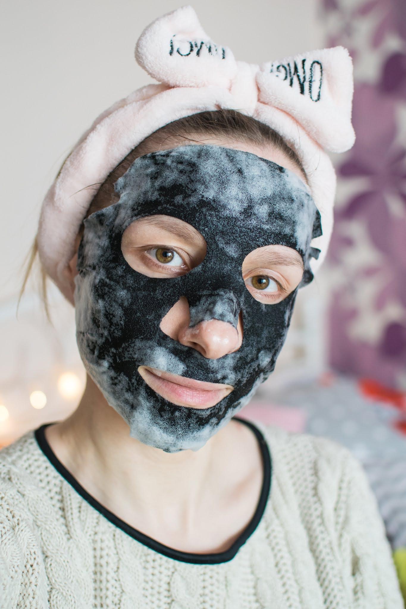 eveline_bubble_mask_blog_recenzja_cena_działanie