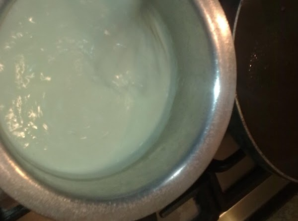 To prepare white sauce: In a heavy pan heat 2 tablespoon butter add 2...