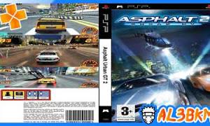 تحميل لعبة Asphalt - Urban GT 2 psp iso مضغوطة لمحاكي ppsspp