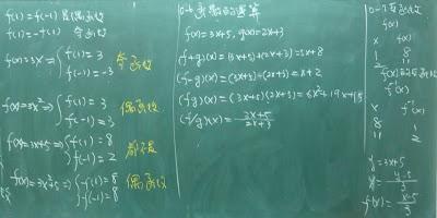 函數的運算及反函數