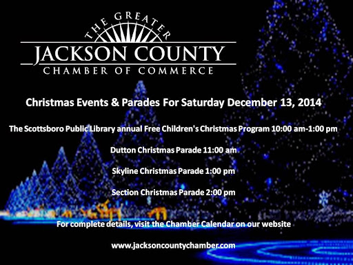 Christmas Events Parades For Saturday December 13, 2014