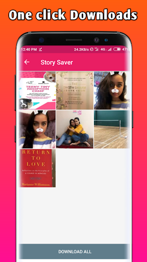 Foto do Story Saver for Instagram and Whatsapp