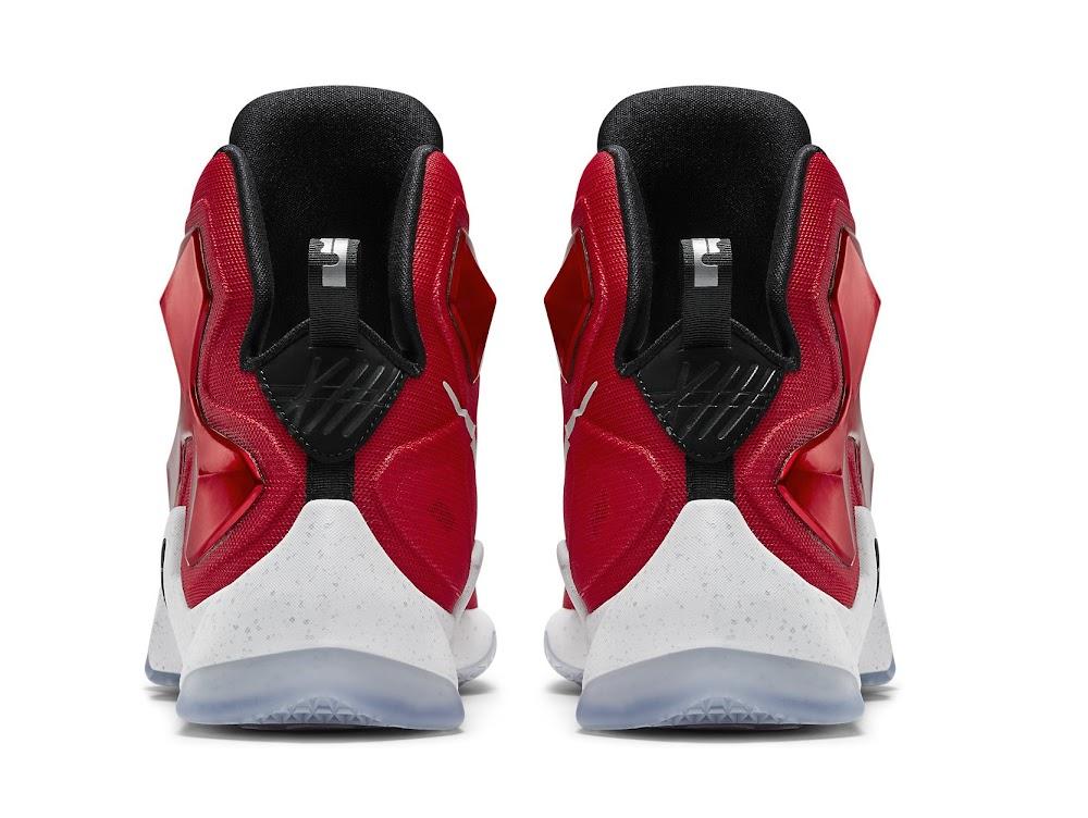 timeless design 9117c b52a7 ... Release Reminder Nike LeBron XIII 13 strikeAwaystrike On Court ...