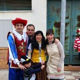 Carnaval 2015 Lobón