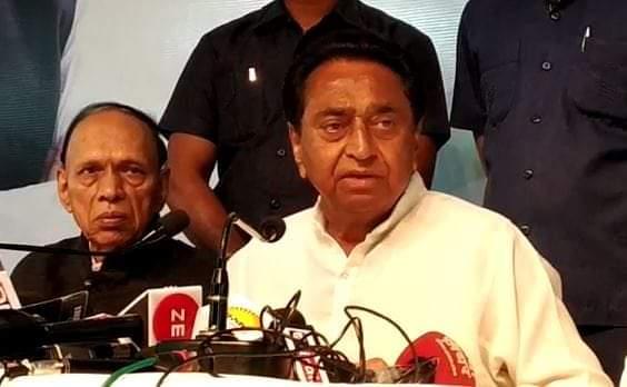 मुख्यमंत्री की जिम्मेदारी मिलने के बाद कमलनाथ ने कहा- मध्यप्रदेश का भविष्य सुरक्षित रहेगा