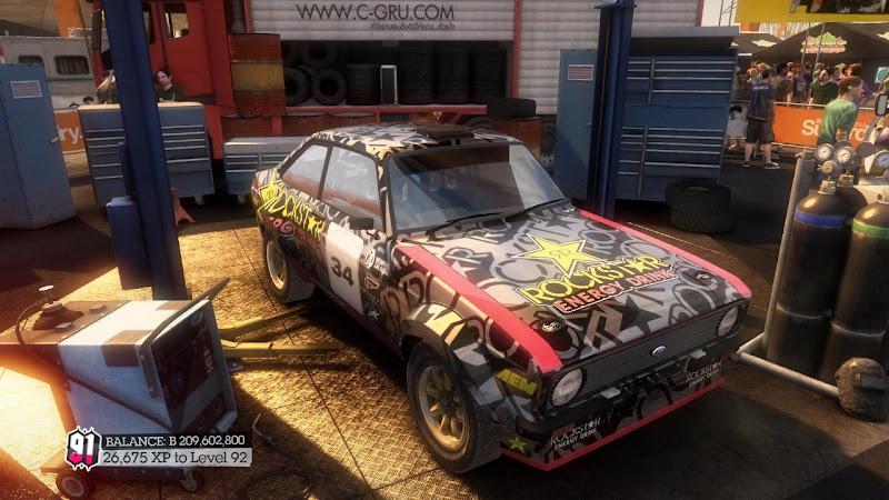 รายการรถกลุ่ม Rally ใน DiRT2 Cme-03