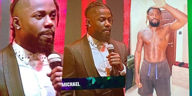 #BBNaija: Housemate in Shock as Big Brother Introduces new housemate, Micheal [Video]