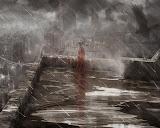 Fantasy Of Horror Landscape