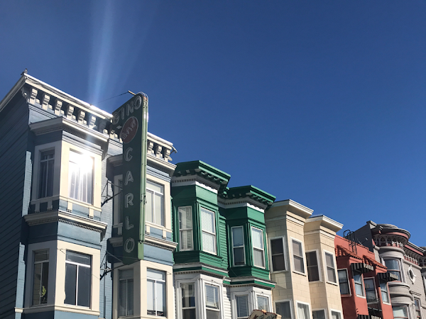Our Trip to San Francisco: Part Three