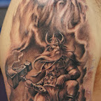 arm - Thor Tattoos Pictures