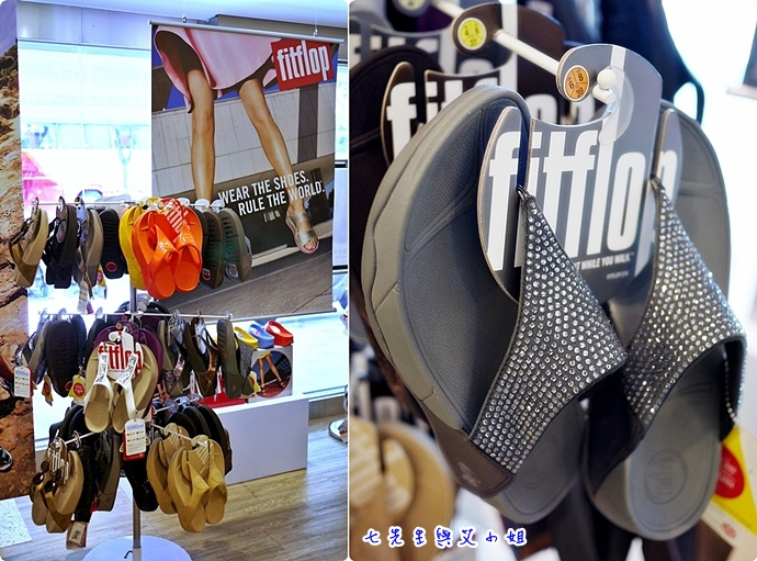 7 fitflop