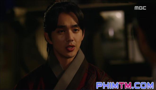 Đố kị với Kim So Hyun, nữ phụ Quân Chủ tự tay xẻo thịt mình - Ảnh 6.