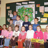 Fotografie klasowe 2006