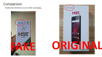 WARNING: Fake Infinix hot 2 Phone dected in Nigeria [Read This]  25255BUNSET 25255D
