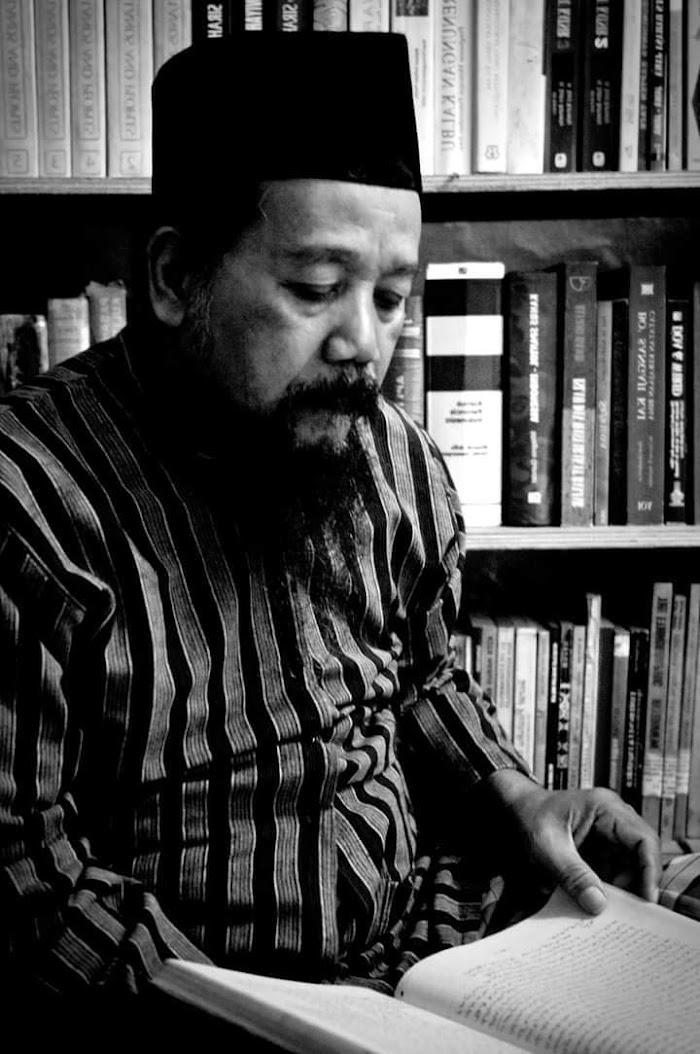 Innalillahi wa Innailaihi Roji'un, Telah Berpulang Ke Rahmatullah K. Ng. H. Agus Sunyoto