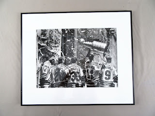 The New York Times Photo Archives; The Classic Sports Collection; New York Rangers With The Stanley Cup, 1994