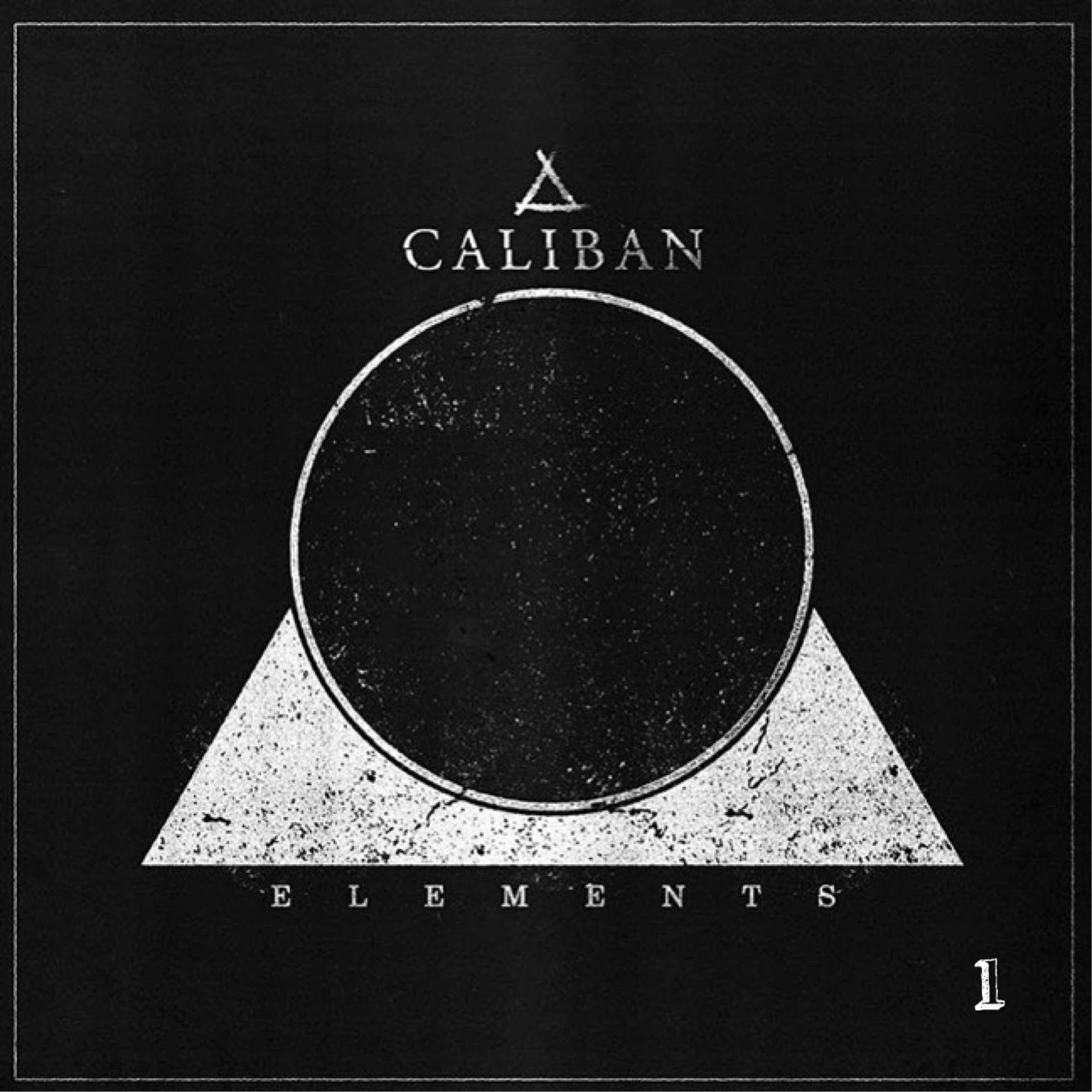 """Caliban """"Elements"""""""