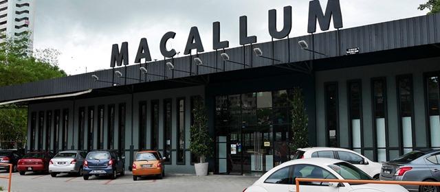 Macallum Connoisseurs (Gat Lebuh Macallum)