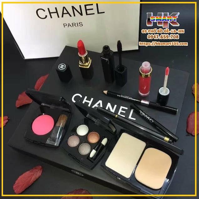 Bộ mỹ phẩm Chanel 5 món cao cấp
