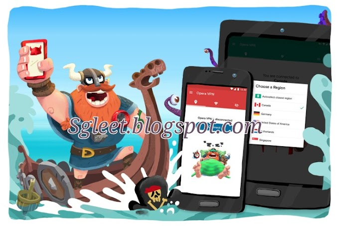 CHECKOUT OPERA NEWLY LAUNCHED APP WHICH OFFERS FREE AND UNLIMITED VPN