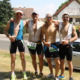 Nonstop Triathlon 2010: Zielbereich