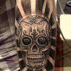 skull - tattoos for men