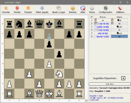 Aprenda a jogar XADREX